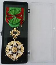 Médaille Ordre Officier  du Mérite agricole