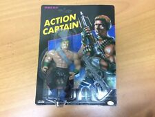 ACTION CAPTAIN SUNGOLD GALAXY WARRIORS MOTU VINTAGE UNUSED