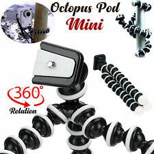 Universal Mini Octopus Flexible Tripod Mobile Stand Camera Mount iPhone Samsung
