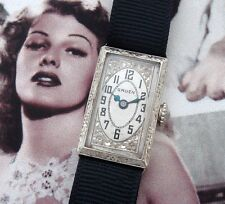 Ladies' Completely Original Deco Era Gruen Guild Cocktail Watch  - SERVICED