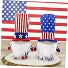 Patriotic 4th of July Gnome Uncle Sam Tomte for American Independence Day Gift