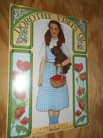 DOROTHY VISITS OZ PAPER DOLL BY PECK GANDRE UNOPENED