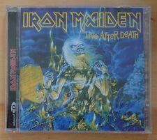 Iron Maiden - Live After Death enhanced double multimedia CD (1998) EDDIE SPINE