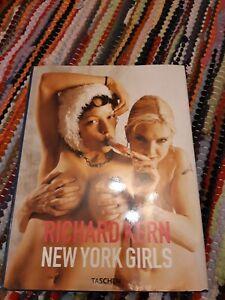 RICHARD KERN ** NEW YORK GIRLS ***  erotik  taschen verlag