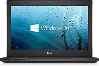 Dell Laptop Duo Windows 10 Pro, 13.3 LCD, INTEL I3 1.80, 160GB, 4GB, Warranty