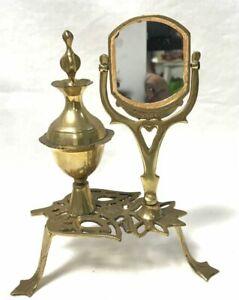 bronze-shaped dressing table model which bottle eye makeup attached Eyeliner Art