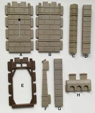 PLAYMOBIL Castle Pieces Lot/Pick & Choose/ $1.25-$1.75/ Combined Shipping Availa