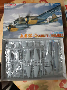 Ju 88A-4 Schnell-Bomber   DRAGON   5528    1/48th