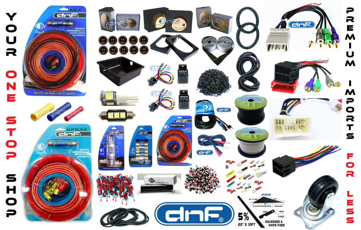 Welcome to our DNFUS eBay Store!