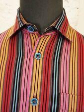 SIGNUM Hemd Freizeithemd Herrenhemd Oberhemd langarm Gr. S  TOP!!!  (MH1901)