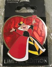 Disney WDI Alice In wonderland Queen of Hearts Pin LE 250
