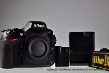 NIKON D800E 36.3MP Digital Camera Body Excellent-