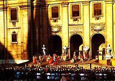 Salzburger Festspiele , Salzburg , Ansichtskarte