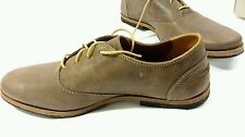 NEW Timberland Mens Oxford Boot A1655 Potting Soil Brown Size 8 Originally $375