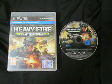 PS3 : HEAVY FIRE : SHATTERED SPEAR - ITA ! CONSEGNA IN 24/48H !