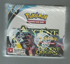 Pokemon XY XY7 Ancient orígenes Booster Box Sellado de fábrica
