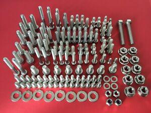 Yamaha XJR1200 95-98 Stainless Steel Allen Bolts Kit Screws Set Rebuild Joblot