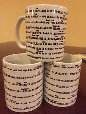 More details for col de turini stage pacenote  mugs