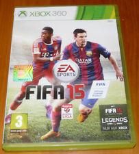 FIFA 15 - Microsoft Xbox 360 - DVD-Box - 2014 - Video-Spiel / -Game