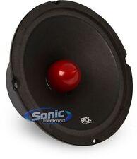 "2) MTX RTX658 Single 200W 6.5"" RoadThunder Car Stereo Mid-Bass Speaker Drivers"