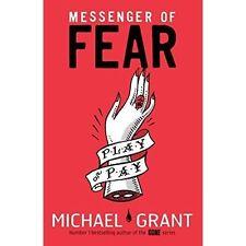 Messenger of Fear by Michael Grant (Hardback)