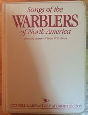 Songs of the Warblers of North America by Donald J. Borror (cassettes, 1985)