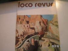 **c Loco Revue n°376 Système TVR Construction d'une 1.040.TA : La boite à fumée