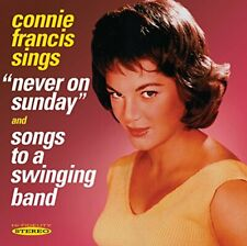 Connie Francis - Never On Sunday / Songs To A Swingi... - Connie Francis CD 00VG
