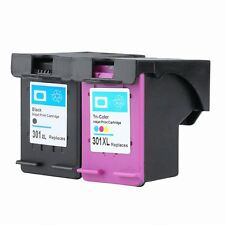 2 CARTUCHOS NONOEM GEN 301 XL NEGRO Y COLOR DESKJET 1000 1050 1055 2050 HQLTY