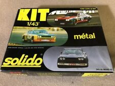 Solido Ford Automotive Model Building Toys