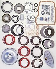 . 68RFE Rebuild Overhaul Kit & G3 Red Eagle Clutches Filters Bonded Pistons