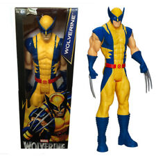 "Marvel Titan Hero Wolverine X-Men Action Figure Toy Boxed 12"" Kids Good Gifts UK"