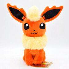 Pokemon Flamara Kuscheltier - Plüschtier - 20 cm Stofftier - Flareon plüsch