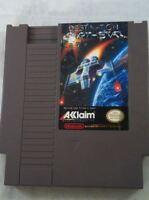 Destination Earthstar (Nintendo NES) Original