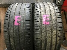 285 40 20 MICHELIN LATITUDE 108Y 5.5/6MM X2 NO PUNCTURES MO RATED