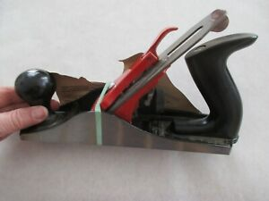 """SEARS BENCH CUT WOOD PLANE -2"""" Cut - Never Used - Made in England"""