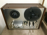 AKAI GX4000D Reel To Reel Four Track Stereo Tape Recorder -Pickup SACRAMENTO, CA