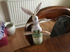 GUESS HOW MUCH I LOVE YOU RABBIT HARE PUSH POPUP TOY