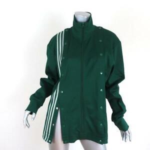 Adidas x Ivy Park 4All Track Jacket Dark Green Size Small NEW