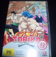 Toriko Collection 2 Episodes 14 - 26 (Australia Region 4) DVD – New