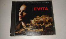EVITA COMPLETE SOUNDTRACK 2CD EDITION MADONNA BY ANDREW LLOYD WEBBER
