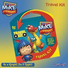 Mike the Knight Travel Kit - Colouring Book Pad and Pencils