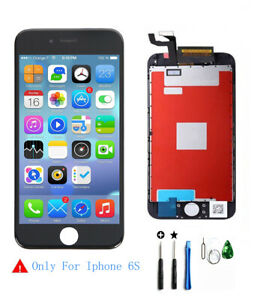 New Replacement Touch Screen LCD Digitizer Assembly For iPhone 6S Black + Tools