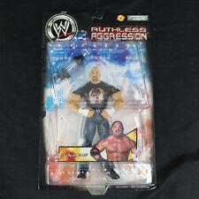 2004 Jakks WWE WWF Ruthless Aggression Series 8 Goldberg Wrestliing Figure MOC