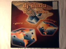 "DJ DADO presents D.D. PINK Shine on you crazy diamond 12"" PINK FLOYD"