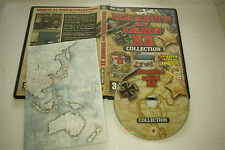 Hearts of Iron II 2 COLLEZIONE -3 PC GAME-Doomsday & ARMAGEDDON + MAPPA