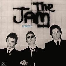 THE JAM In The City POLYDOR RECORDS Sealed COLORED VINYL LP