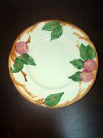 "Franciscan Earthenware Apple Dinnerware - Set of 4 Salad Plates 8"""