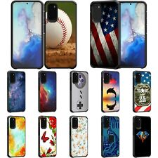 For Samsung Galaxy S20 6.2 Hybrid Dual Layer Fitted Protective Slim Case