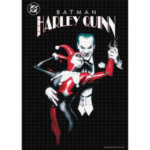 DC Comics - Puzzle 1000 The Joker and Harley Quinn / Officially Licensed DC